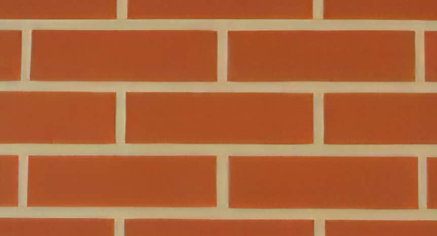 Feldhaus Thin Brick - 401 Red