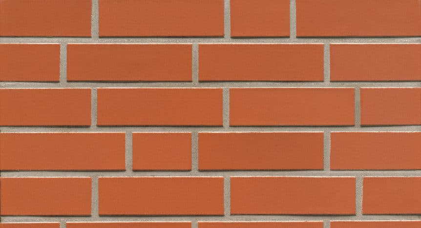Feldhaus Thin Brick - 480 Manchester Red Smooth