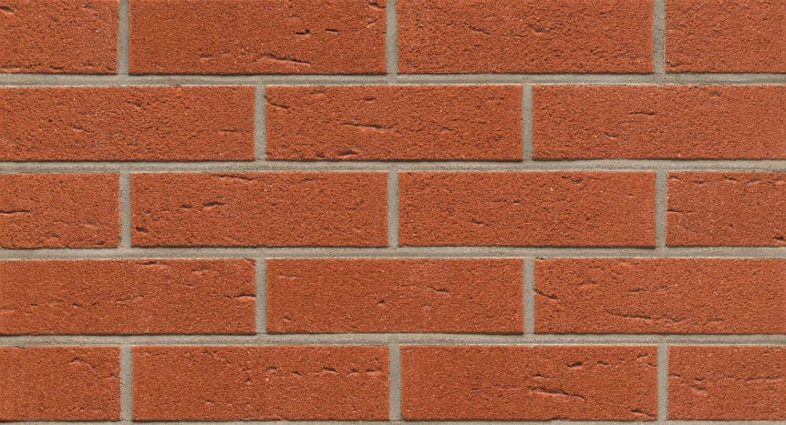 Feldhaus Thin Brick - 487 Manchester Red Rustic