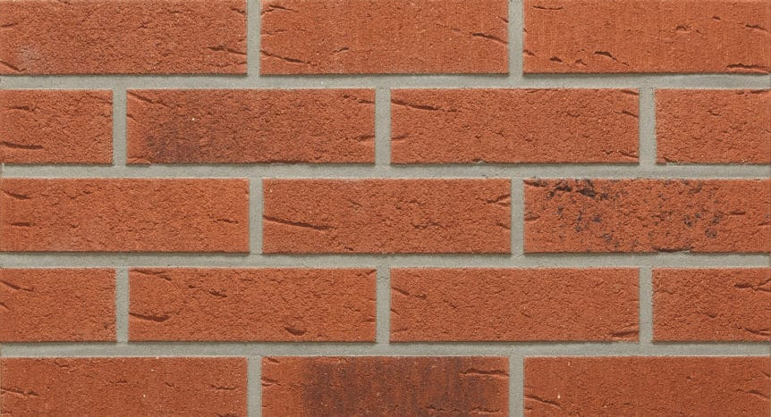 Feldhaus Thin Brick - 488 Manchester Red Brindled