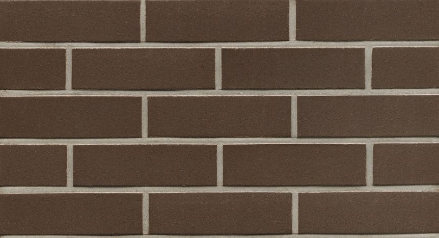 Feldhaus Thin Brick - 500 Dark Brown Smooth