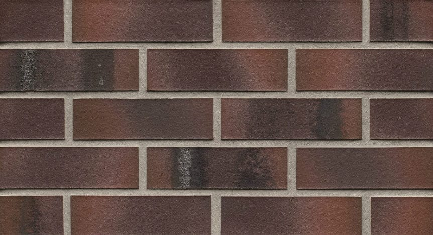 Feldhaus Thin Brick - 561 Brown Carbon