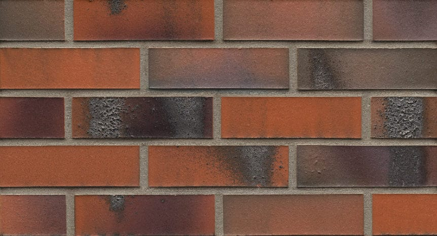Feldhaus Thin Brick - 562 Orange Carbon