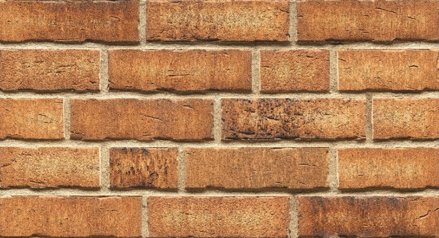 Feldhaus Thin Brick - 665 Sunrise Handform