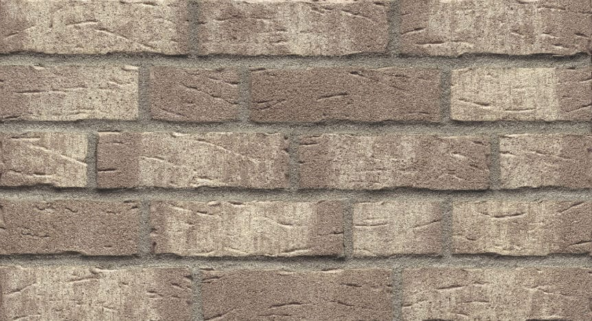 Feldhaus Thin Brick - 682 Gray White Handform