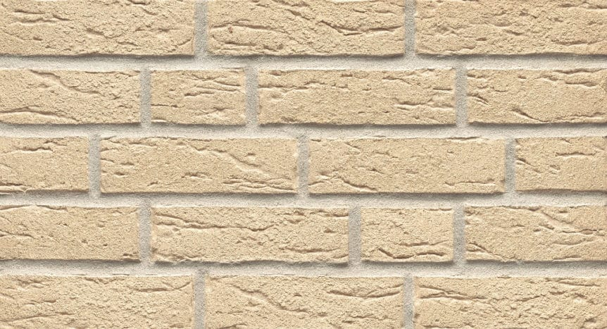 Feldhaus Thin Brick - 691 Cream Handform