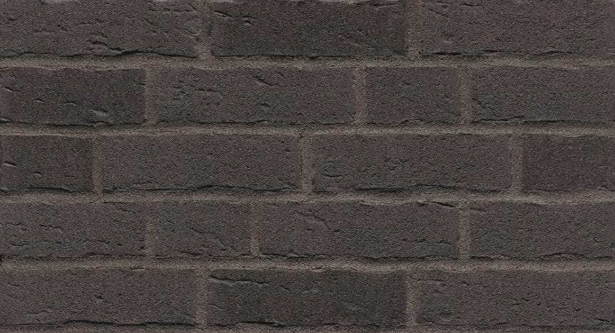 Feldhaus Thin Brick - 693 Anthracite Handform
