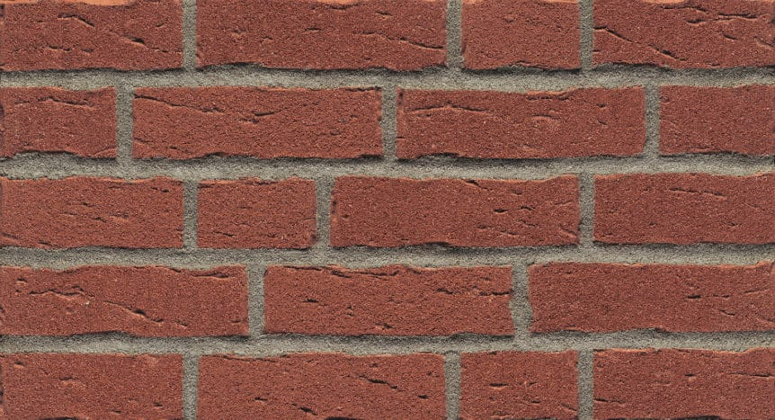 Feldhaus Thin Brick - 694 Manchester Red Handform