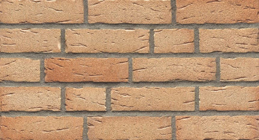 Feldhaus Thin Brick - 696 Tanned Hide Handform