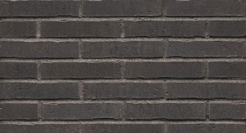 Feldhaus Thin Brick - 736 Anthracite Waterstruck
