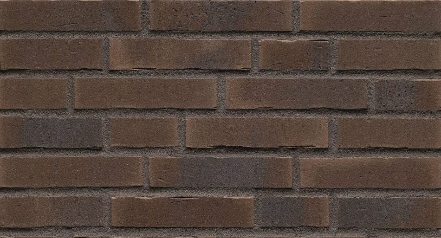 Feldhaus Thin Brick - 745 Old Brown Waterstruck
