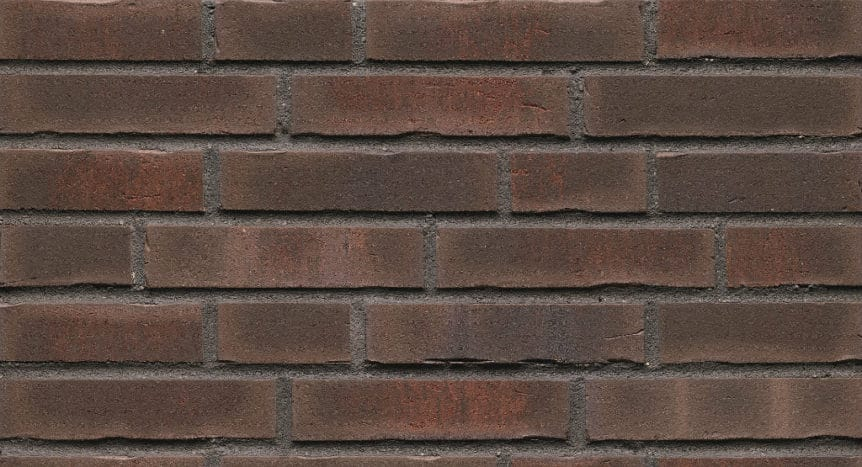 Feldhaus Thin Brick - 748 Rust Waterstruck