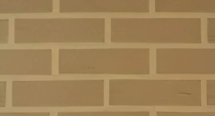 Feldhaus Thin Brick - 840 Gray Creased