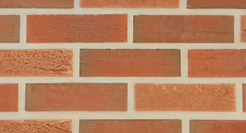 Feldhaus Thin Brick - Williams Rustic Blend