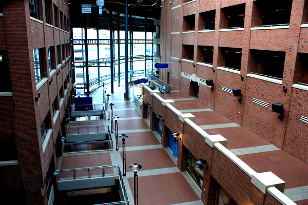Ford Field Atrium