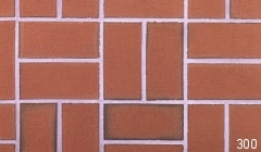 Marion Ceramics - BrickTile Products - 300 Tavern Flash