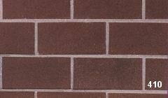 Marion Ceramics - BrickTile Products - 410 Gunstock Brown