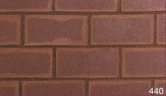 Marion Ceramics - BrickTile Products - 440 Colonial Blend