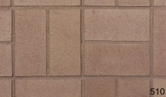 Marion Ceramics - BrickTile Products - 510 Cobblestone