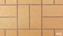 Marion Ceramics - BrickTile Products - 600 Chino