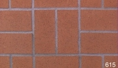Marion Ceramics - BrickTile Products - 615 Indian Copper