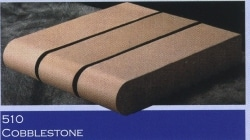Marion Ceramics - Coping Products - 510 - Cobblestone