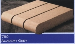 Marion Ceramics - Coping Products - 760 - Academy Grey