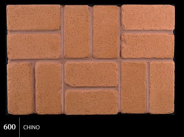 Marion Ceramics - Tumbled BrickTile - 600 | Chino