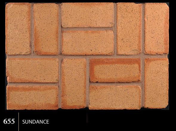Marion Ceramics - Tumbled BrickTile - 655 | Sundance