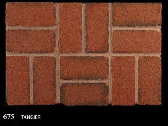 Marion Ceramics - Tumbled BrickTile - 675 | Tangier