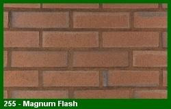 Marion Ceramics - Vee Brick - 255 - Magnum Flash