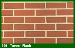 Marion Ceramics - Vee Brick - 300 - Tavern Flash