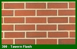 Marion Ceramics - Vee Brick - 300 - Tavern Flash