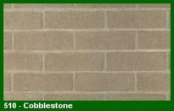 Marion Ceramics - Vee Brick - 510 - Cobblestone