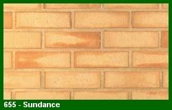 Marion Ceramics - Vee Brick - 655 - Sundance