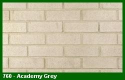 Marion Ceramics - Vee Brick - 600 - Academy Grey