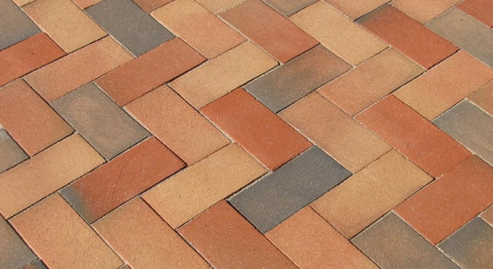 McNear Brick & Block - Town Series - Canyon Pavers