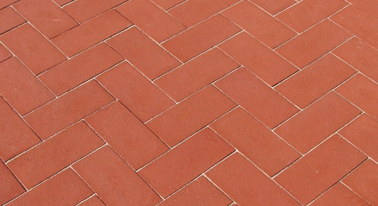 McNear Brick & Block - Commercial Series - McNear Red Pavers