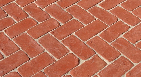 McNear Brick & Block – Sandmold Series - Monticello Pavers