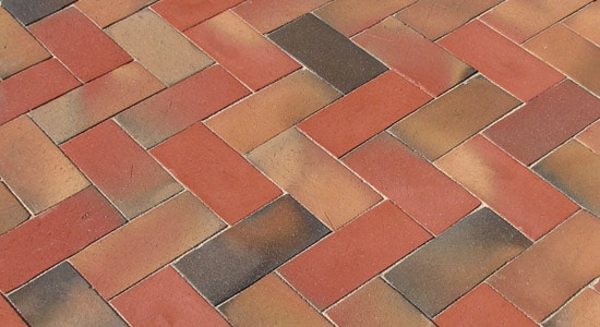 McNear Brick & Block - Town Series - Peacock Pavers