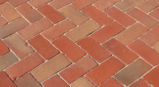 McNear Brick & Block - Old California Series - Red Hills Pavers