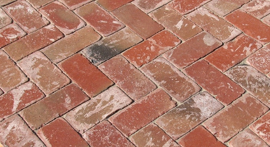 McNear Brick & Block - Old California Series - Santa Fe Rustic Pavers