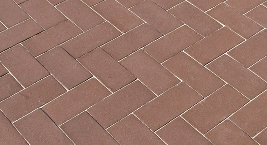 McNear Brick & Block - Commercial Series - Sepia Pavers