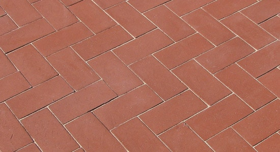 McNear Brick & Block - Commercial Series - Sienna Pavers