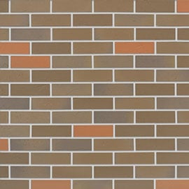METROBRICK® Thin Brick - Brownstone Blend
