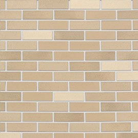 METROBRICK® Thin Brick - Fieldstone Blend