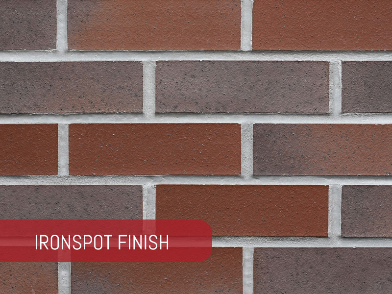 METROBRICK® - Ironspot Finish