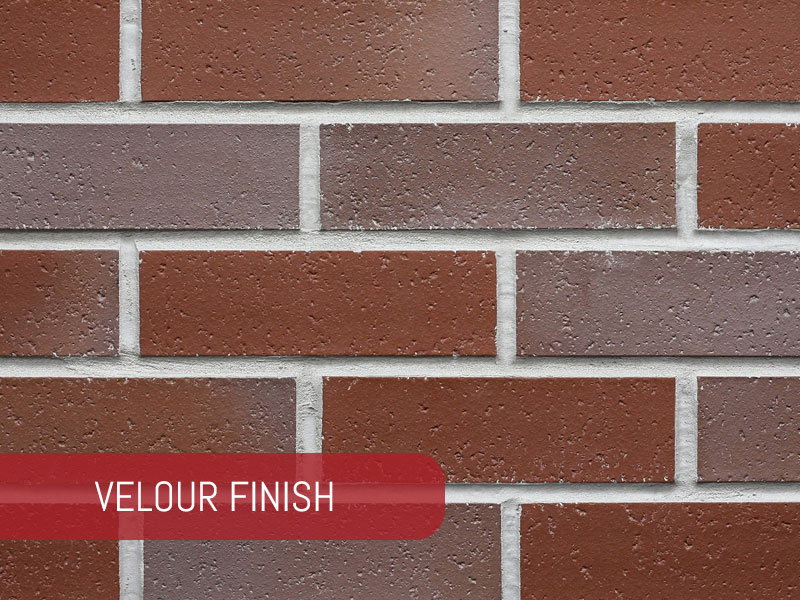 METROBRICK® - Velour Finish