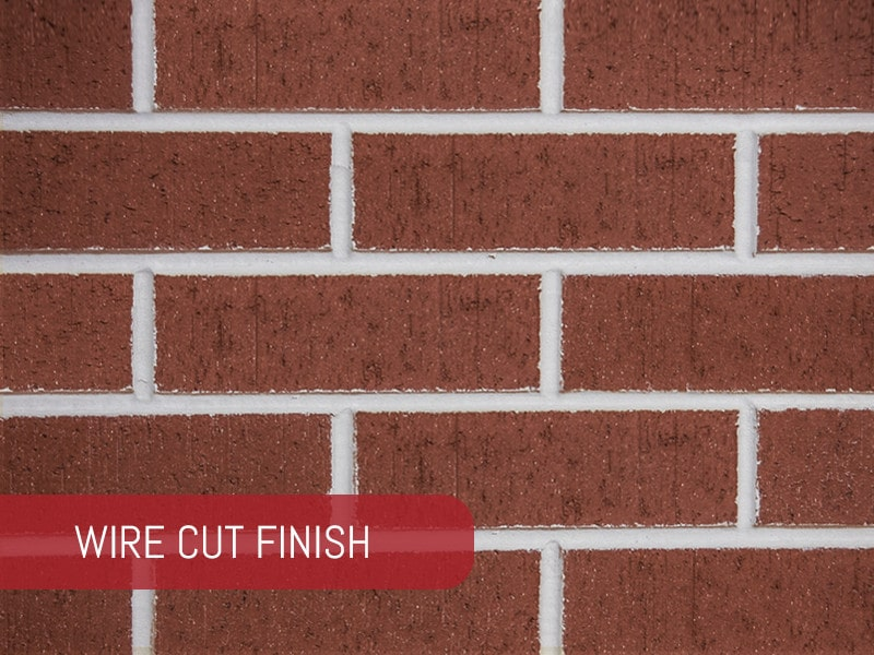 METROBRICK® - Wire Cut Finish