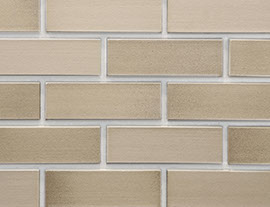 METROBRICK® Thin Brick - 155 Fieldstone Flashed